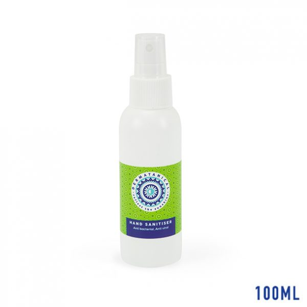 Hand Sanitiser 70% Alcohol - 100ml
