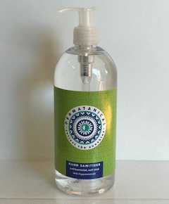 Hand Sanitiser 70% Alcohol - 500ml - PumpTop